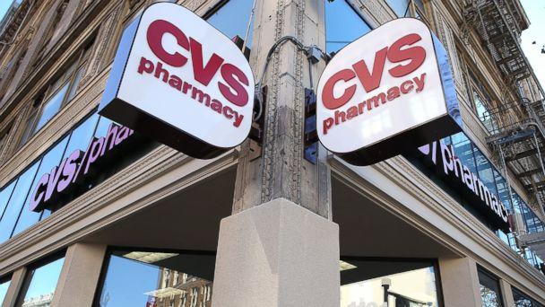 PHOTO: A CVS store in San Francisco, California, pictured Nov. 5, 2013.