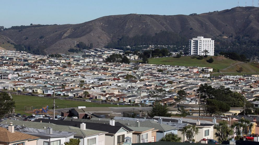 Daly City, Calif. is pictured in this stock image.