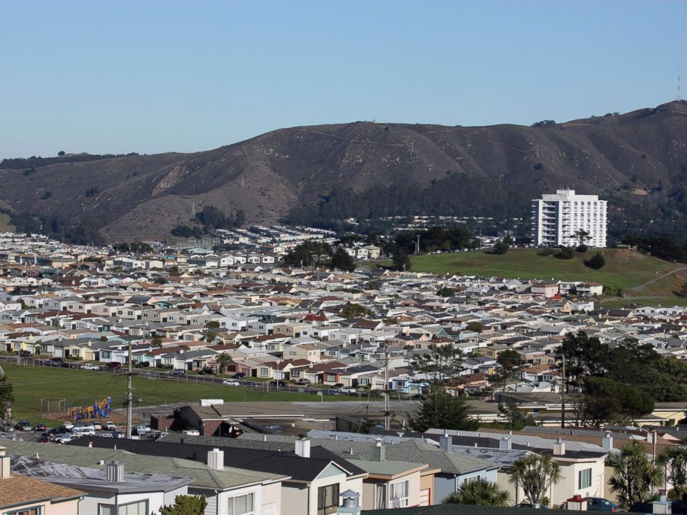PHOTO: Daly City, Calif. is pictured in this stock image.