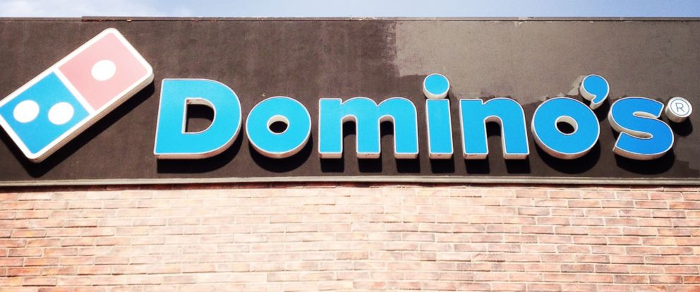 PHOTO: A Dominos storefront is pictured on Jan. 30, 2015.