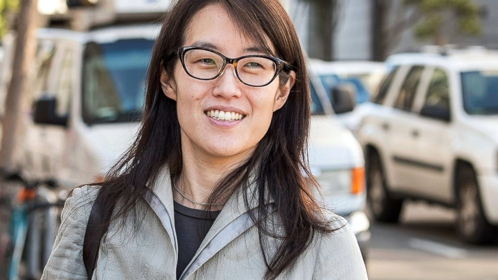 Ellen Pao is pictured in San Francisco, Calif. on March 25, 2015.
