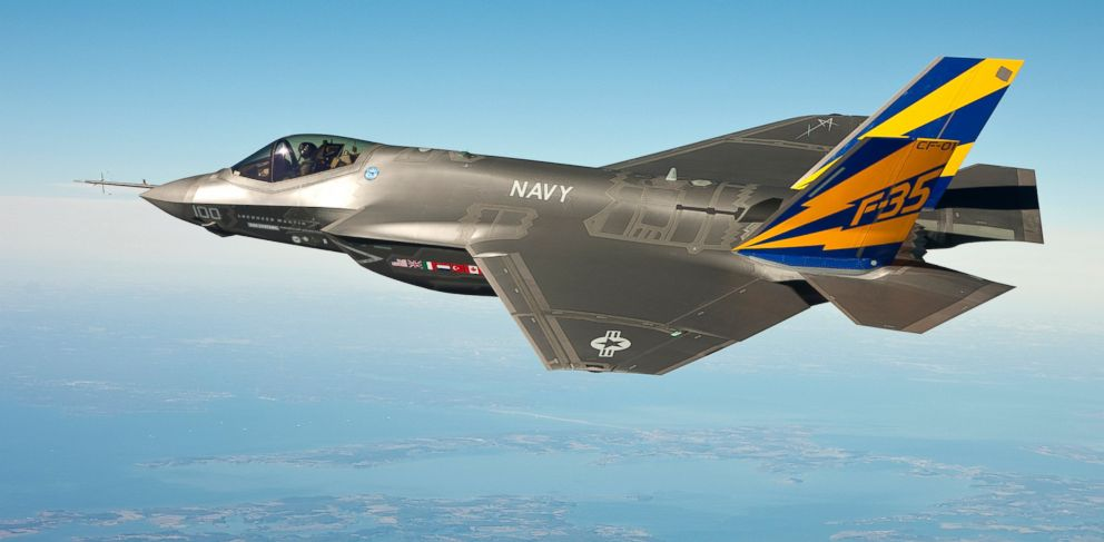 Military: Don't Worry If F-35, Most Expensive Fighter Jet Ever, Can