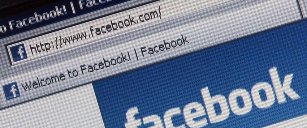 PHOTO: Facebook is displayed on a laptop screen in this March 25, 2009 file photo in London.