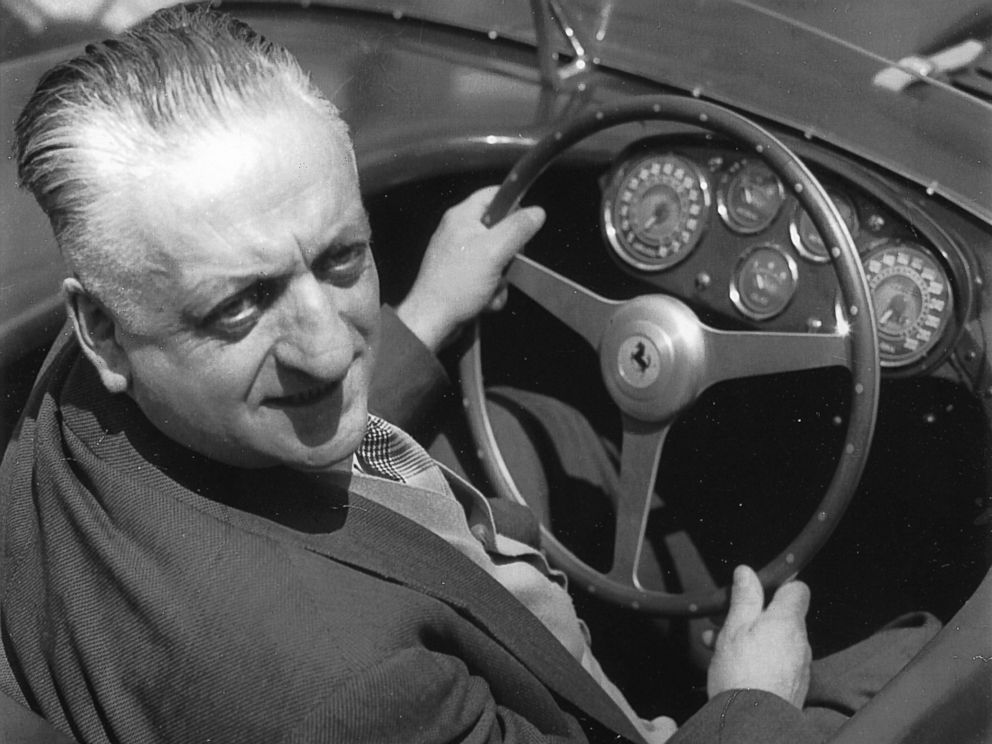 What You Didn't Know About the Ferrari Family - ABC News