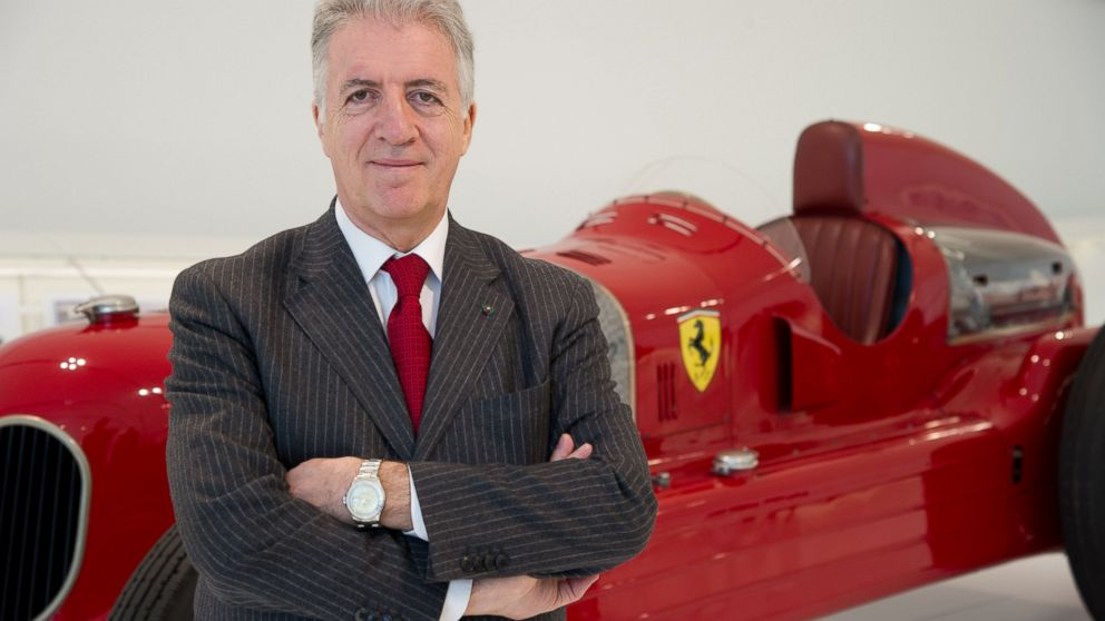 Piero Ferrari, son of Ferrari founder Enzo Ferrari attends the 'Museo Casa Enzo Ferrari Opening Press Preview,' March 9, 2012 in Modena, Italy.