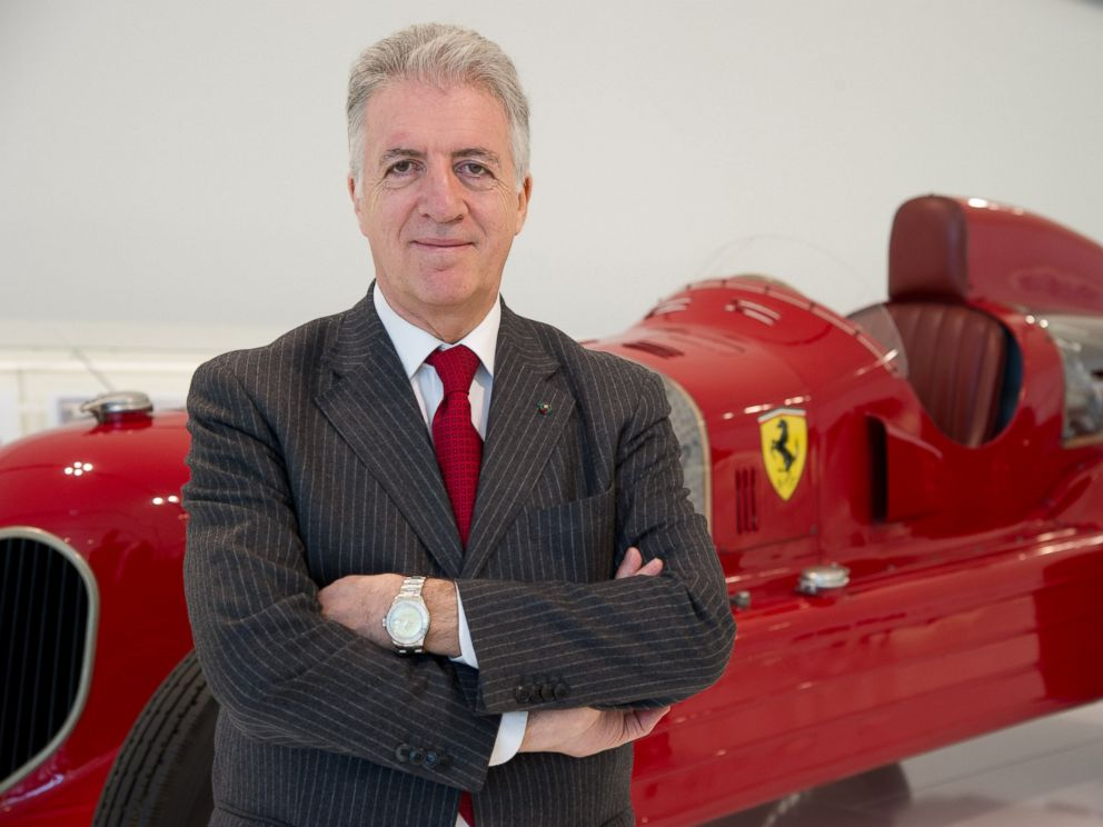 What You Didn T Know About The Ferrari Family Abc News