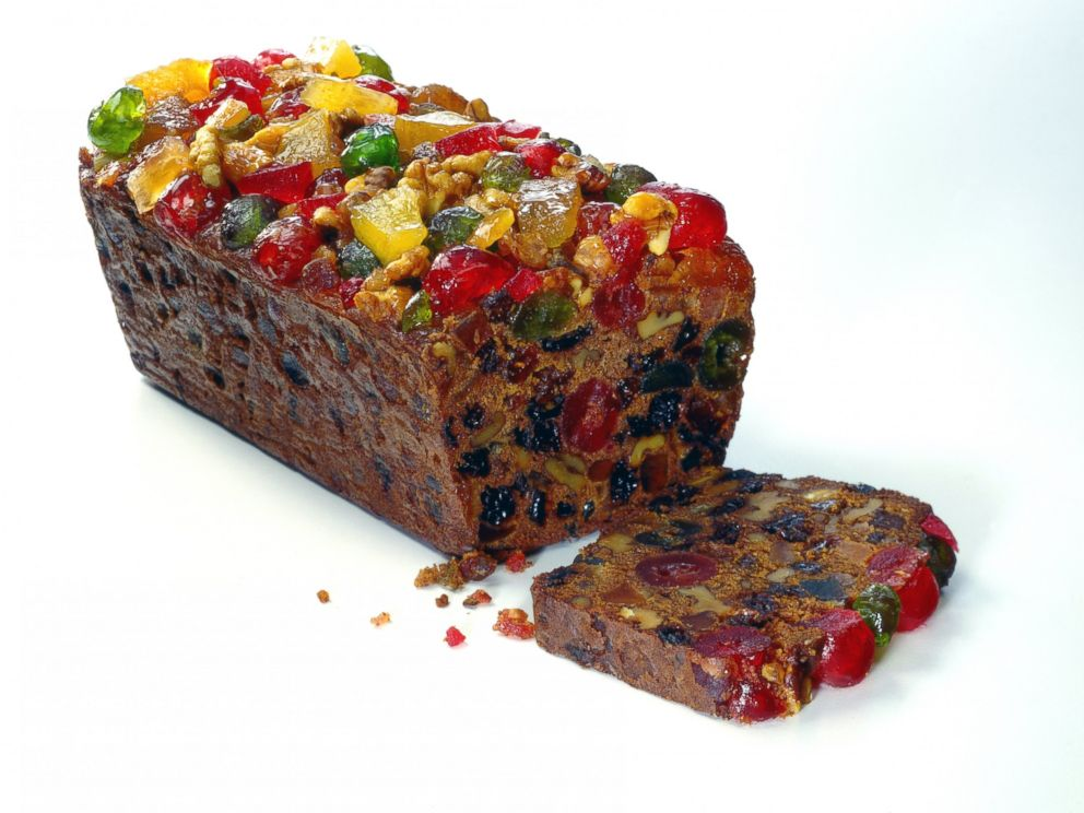 PHOTO: Just say no to fruit cake.
