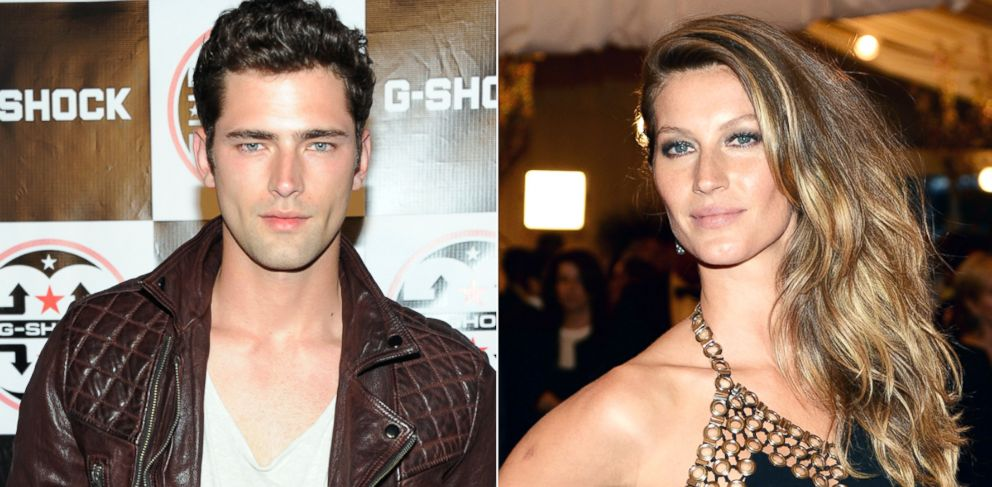 PHOTO: Sean OPry and Gisele are the top earning male and female models in the world.