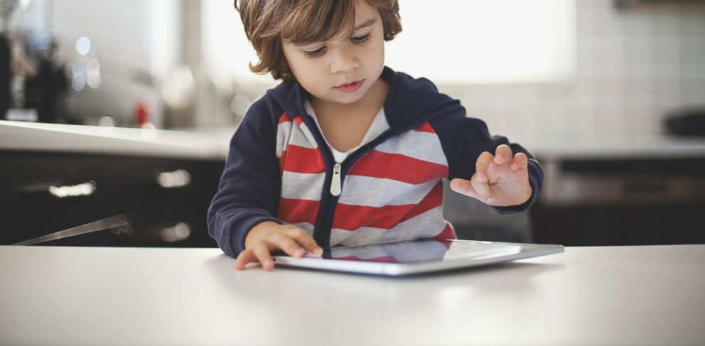 PHOTO: Here are reasons why giving your child an iPad is beneficial for you both.