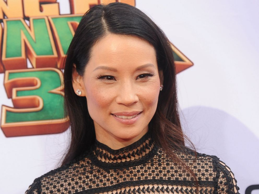 Lucy Liu Talks 'Elementary,' Motherhood and Her Earliest Acting Roles on 'Real Biz With Rebecca Jarvis'