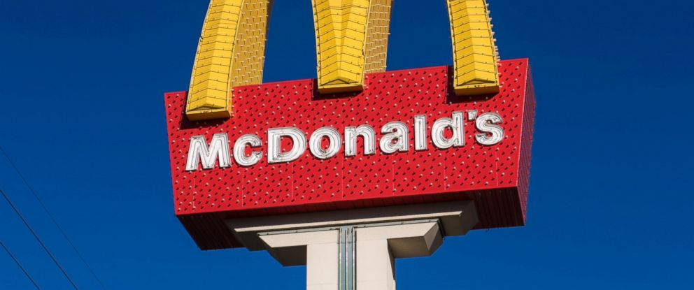 PHOTO: A McDonalds is pictured on Dec. 14, 2013 in Las Vegas.