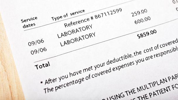 Image result for hospital bills