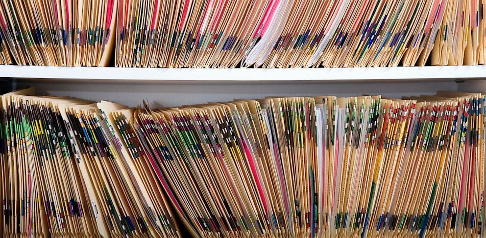 PHOTO: Medical Files