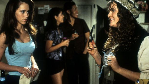 PHOTO: Jennifer Love Hewitt in a scene from the film Cant Hardly Wait, 1998.