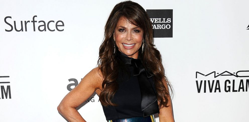 PHOTO: Paula Abdul attends the amfAR Inspiration Gala at Milk Studios, Dec. 12, 2013, in Hollywood, Calif.