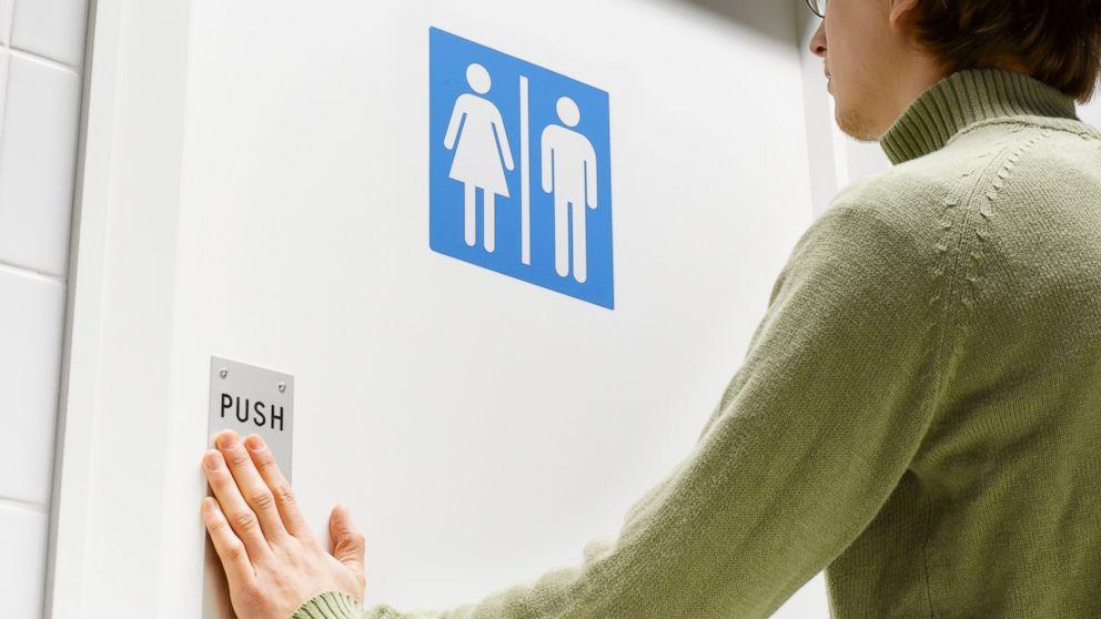 Website Locates Nearest Bathroom Toilet - ABC News