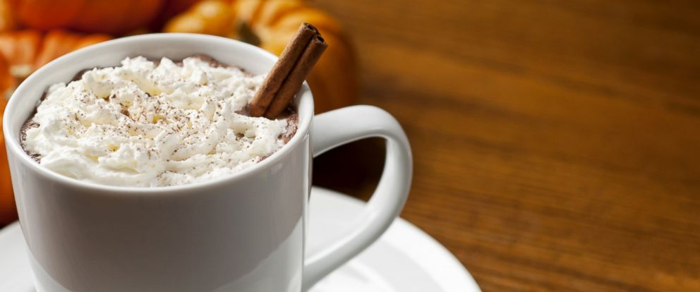 PHOTO: Pumpkin spice latte is pictured in this undated stock photo.