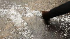 Pass the Salt Pleas' Have Created a Shortage for Road Salt