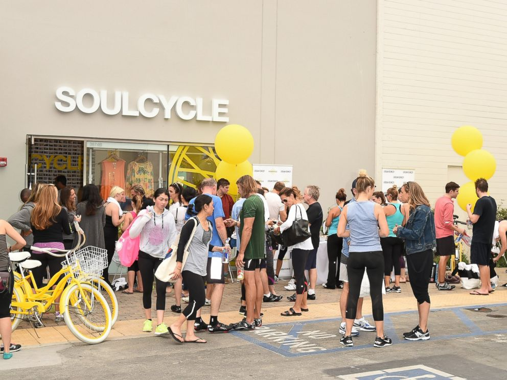 PHOTO: A general view of atmosphere at the SoulCycle and Urban Remedy kick off summer event at SoulCycle Malibu on June 7, 2014 in Malibu, Calif.