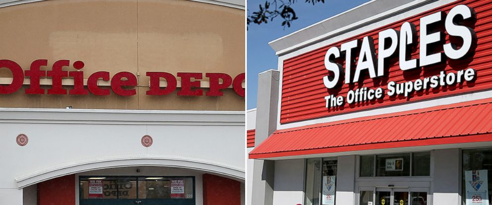 Staples vs. Office Depot: How the Two Stack Up - ABC News