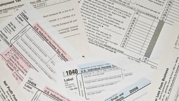 PHOTO: Identity thieves may file your taxes before you do to steal your refund.