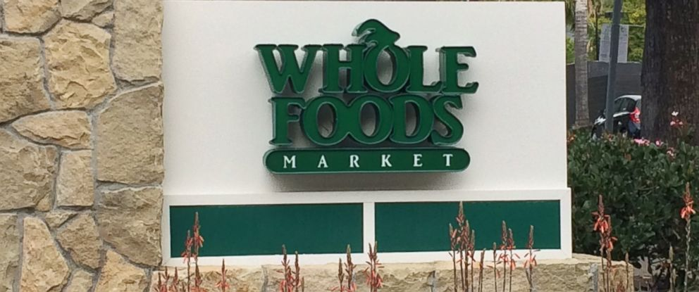 PHOTO: A Whole Foods sign is pictured in this stock photo.