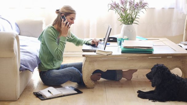 working for home office. PHOTO: Here Are 10 Real Jobs That You Can Do From Home. Working For Home Office