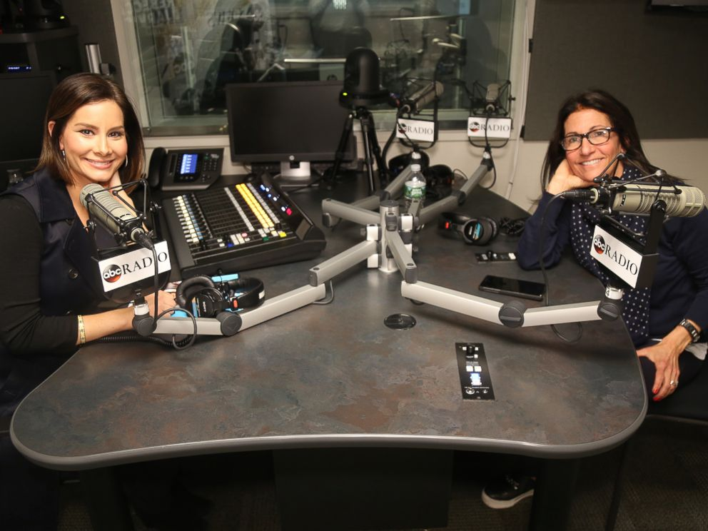 PHOTO: Renowned makeup artist and bestselling author Bobbi Brown joins Rebecca Jarvis on ABC Radios top business podcast No Limits with Rebecca Jarvis