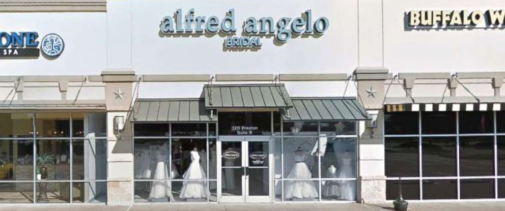 PHOTO: An Alfred Angelo Bridal store is seen here.