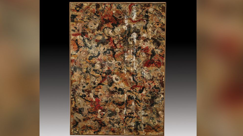 Image result for $15 million abstract painting
