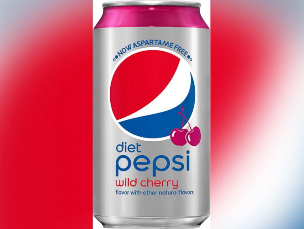 PHOTO: PepsiCo Inc. replaced aspartame in Diet Pepsi with sucralose and acesulfame potassium in Aug. 2015.