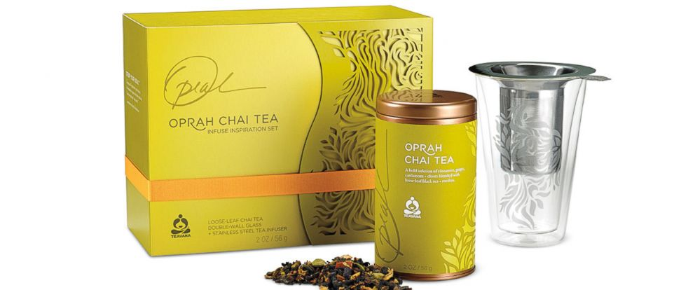 PHOTO: Starbucks celebrates Mother's Day with a buy one get one Teavana Oprah Chai Tea Latte.