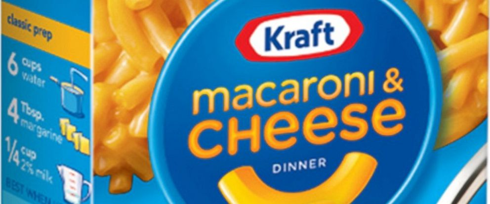 owner of kraft mac and cheese