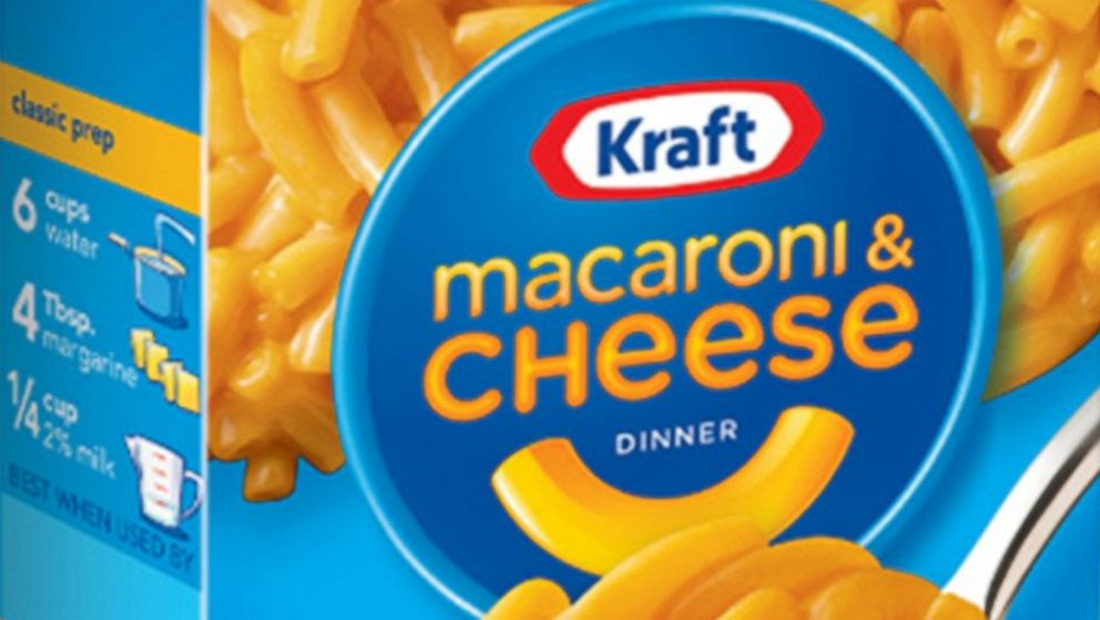 Sales of Kraft's Mac and Cheese Hit 80M After Ingredient ...