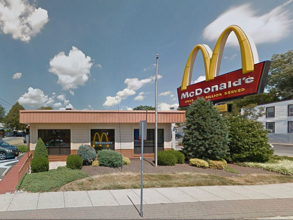 PHOTO:A McDonalds on North Avenue in Garwood, N.J. is seen in this undated file photo.