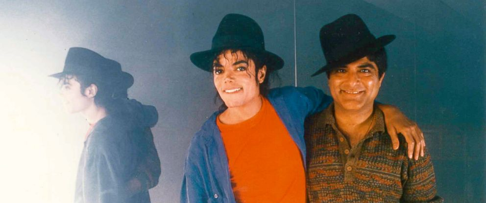 PHOTO: Michael Jackson and Deepak Chopra are seen here in this undated file photo.