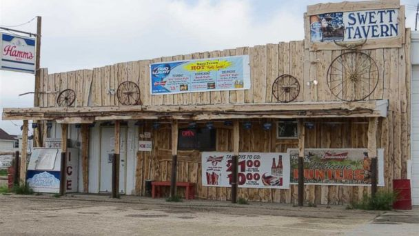 PHOTO: In South Dakota, a town called Swett is for sale.