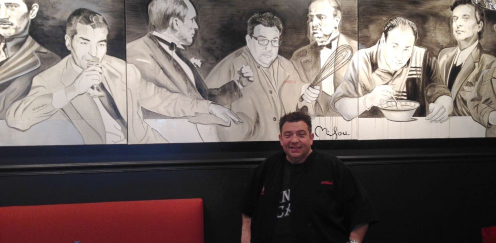 Convicted Mobster Turns to Crowdfunding to Open NJ Restaurant - ABC News