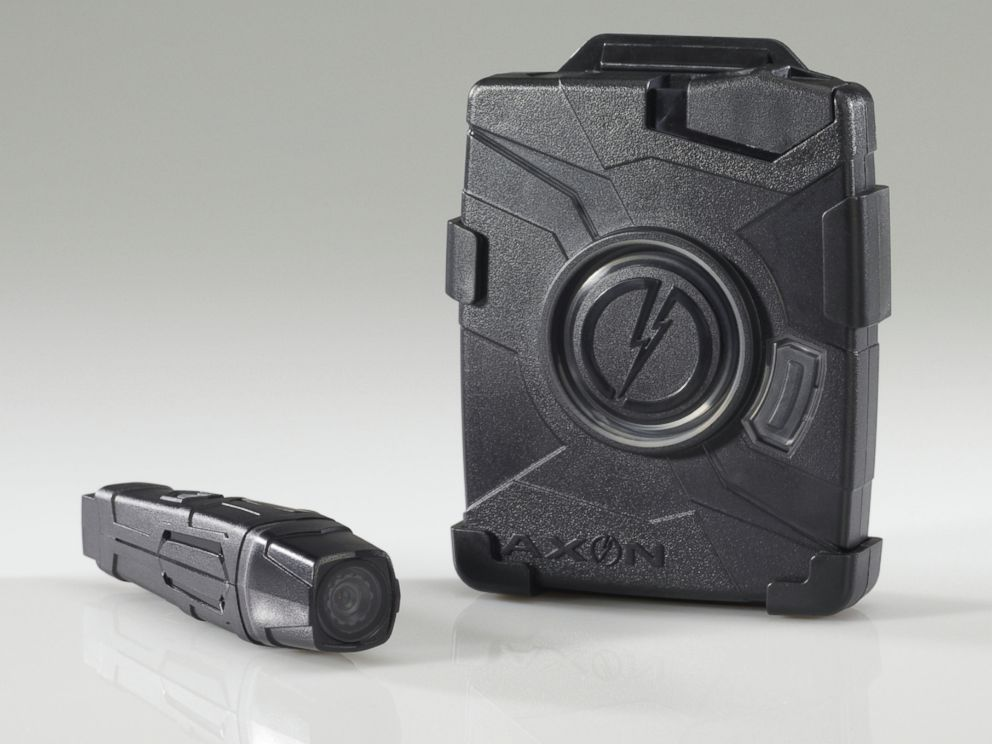 PHOTO: A Taser Axon body camera is pictured in this undated file photo.