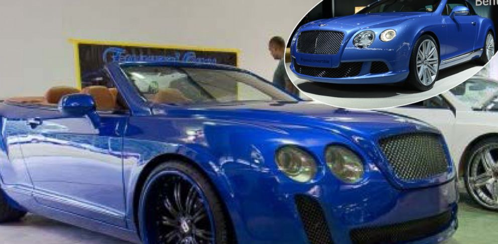PHOTO: Bentley Motors has won its case against the makers and installers of kits