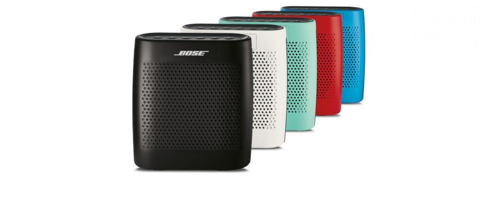 PHOTO: Bose Soundlink Color Bluetooth Speaker.