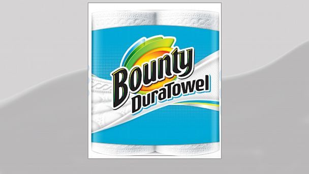 PHOTO: With an overall score of 96, Bounty DuraTowel was 21 points ahead of the next best, Bounty Extra Soft.