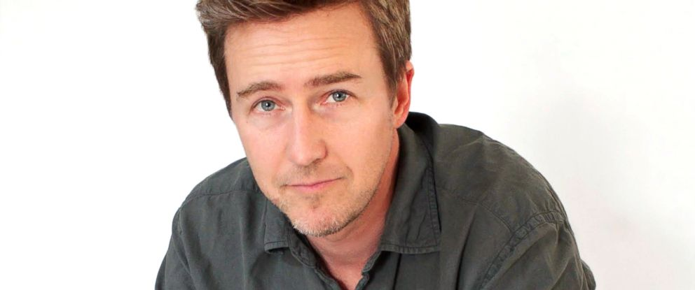 PHOTO: Actor and CrowdRise co-founder Edward Norton has a tech-savvy way to give on Giving Tuesday.