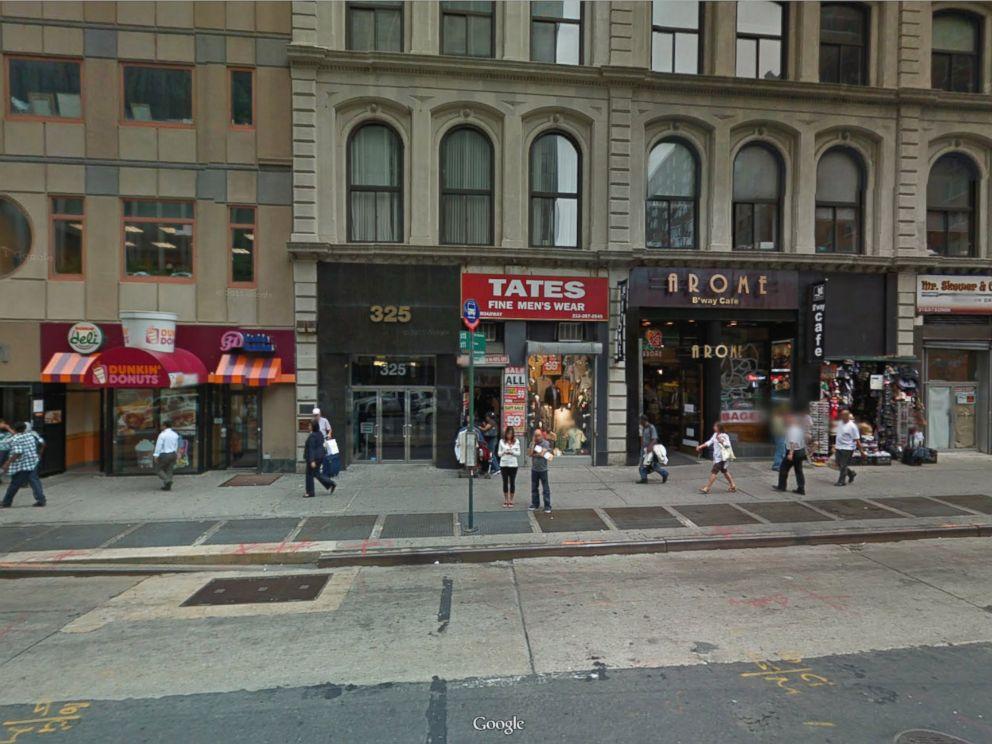 PHOTO: 325 Broadway in New York.