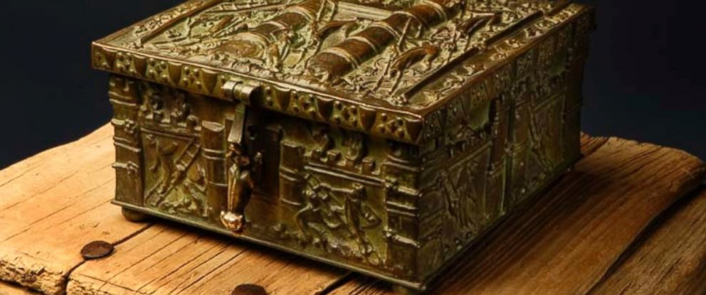 PHOTO: Forrest Fenn provided this image of the treasure chest he buried