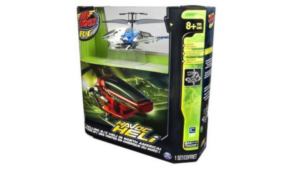 PHOTO: The Air Hogs Havoc Heli Laser Battle, by Spin Master.