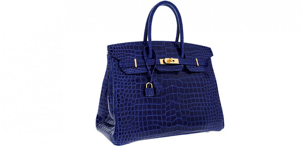 Women Enter Luxury Hermes, Chanel Handbags Collector's ...