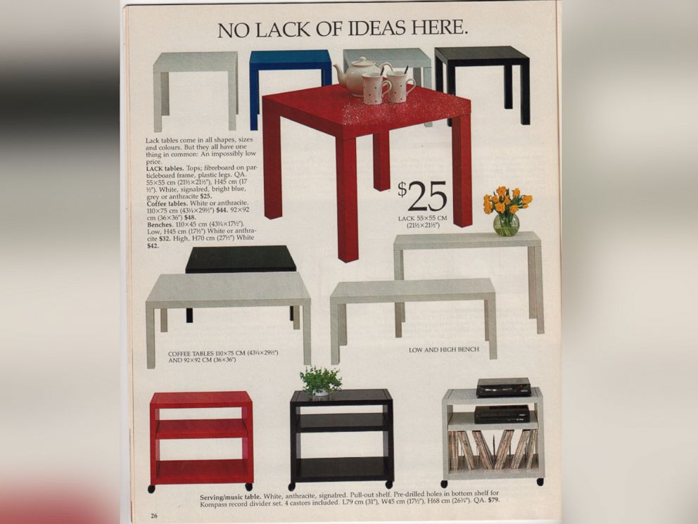 What the 1st American Ikea Catalog Looked Like in 1985 - ABC