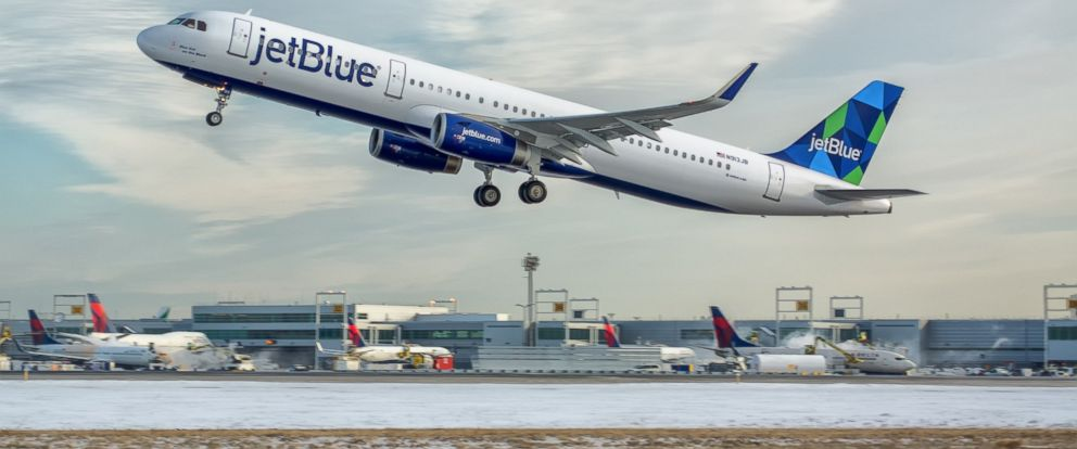 How Apple Pay Works in JetBlue's Skies - ABC News