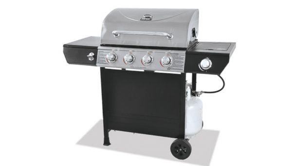 PHOTO: Walmart is offering this Kingsford Charcoal Grill on sale as part of a spring promotion.
